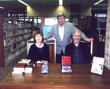 Danuta Reah, Stephen Booth and Donald Hale